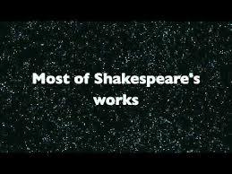 blank verse youtube