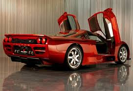 saleen candy apple red who loves sports cars