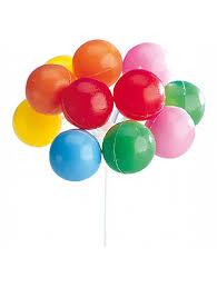 plastic balloons plastic balloons spray cake topper the vanilla valley
