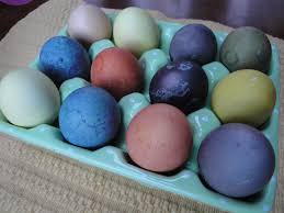 natural easter egg dyeing the holistic mama
