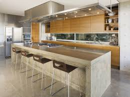 contemporary kitchen island modern contemporary kitchen design including modern wood cabinets