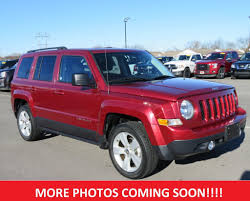 jeep patriot 2016 black 2016 used jeep patriot latitude fwd alloy wheels new tires