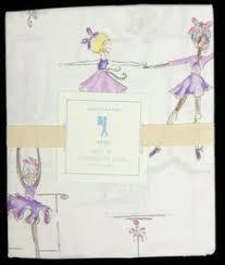 Pottery Barn Kids Storytime Pottery Barn Kids Ruby Ballerina Twin Duvet Sham Sheets 5pc New