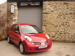 nissan micra team bhp used nissan micra 2005 for sale motors co uk