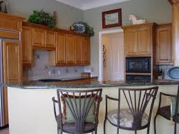 Kitchen Paint Colors For Oak Cabinets Sherwin Williams Svelte Sage With Oak Cabinets Kitchen