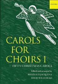 carols for choirs 1 fifty carols bk 1 co uk