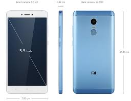 Xiaomi Redmi Note 4X 4G Phablet 5 5 inch Android 6 0 Snapdragon 625 Octa Core 2 0GHz