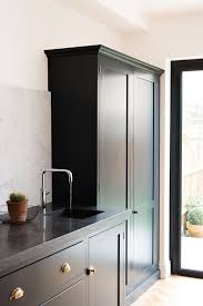 Best  Free Standing Pantry Ideas Only On Pinterest Standing - Black kitchen pantry cabinet