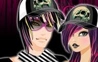 emo dress up games emo boy and girl dress up dressup game chixrus games for girls