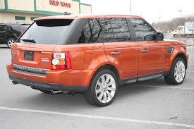 orange range rover sport tmc inventory
