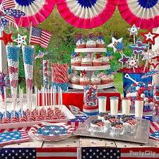 july 4th decorations 14 beauty pictures for cheap july 4th party buffet bar