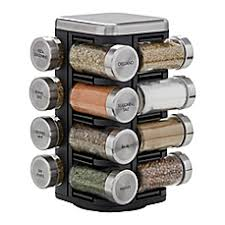 Spice Rack Countertop Spice Racks Containers Shelves U0026 Stacks Bed Bath U0026 Beyond