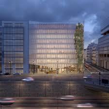 metro bureau etienne etienne gozard architectural visualization