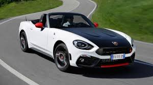 fiat spider 2016 review the abarth 124 spider top gear