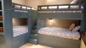 Baroque Bunk Beds With Stairs In Bedroom Tropical With Bunkbeds - Next bunk beds