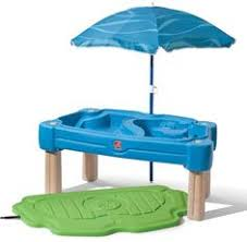step 2 rain showers splash pond water table rain showers splash pond water table