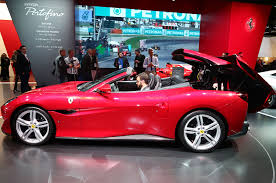 first ferrari price 2018 ferrari portofino looks sharp in frankfurt automobile magazine