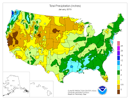 Temperature Map United States by Climate Prediction Center Monitoring And Data United States One