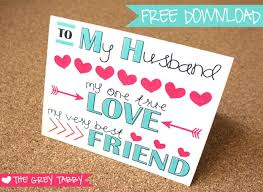 birthday cards husband free printable best 20 birthday cards for