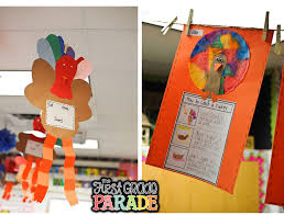 thanksgiving crafts for first graders the first grade parade november 2015