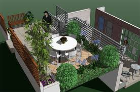 Roof Garden Design Ideas Step By Step Make Roof Garden Plan Decorating Ideas Jeannies