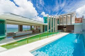 seaview house pool and fountain by chris clout cool pools