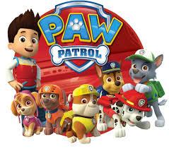 guest logo paw patrol genrecon