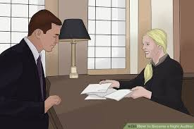 Night Auditor Job Description Resume by How To Become A Night Auditor 14 Steps With Pictures Wikihow