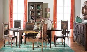 Chaat Reclaimed Teak Dining Table Haynes Furniture Virginias - Reclaimed teak dining table and chairs
