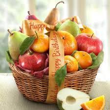 happy birthday gift baskets birthday gift baskets happy birthday fruit basket