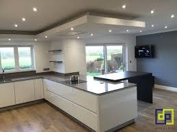 white gloss next 125 kitchen gris expo silestone worktops with