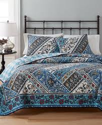Martha Stewart Duvet Covers Martha Stewart Collection Antique Market Reversible Quilt And Sham