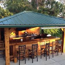 outdoor kitchen bar house pinterest outdoor kitchen bars