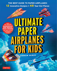 ultimate paper airplanes for kids u2013 paper tree the origami store