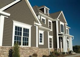 vinyl siding color combinations sovereign select trilogy house