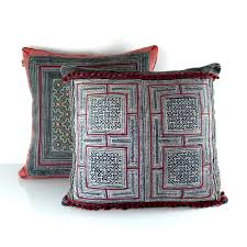 Upcycled Pillows - artizan made made by hand