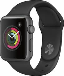 best buy apple watch deals black friday apple apple watch series 1 38mm space gray aluminum case black