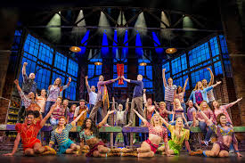 boots tickets from theatre weekly kinky boots photos