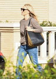 molly sims does some last minute shopping in la daily