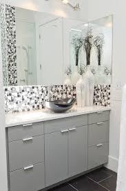 black white grey bathroom ideas modern minimal black white and grey tile bath