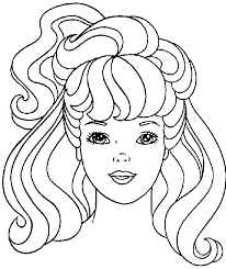 barbie thumbelina coloring pages kids n fun com 23 coloring pages of barbie