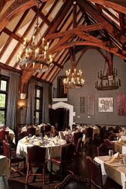 Fine Dining Welcome To Stokesay Castle - Castle dining room