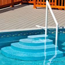 wedding cake pool steps swimming pool wedding cake step swimming pool ladders stairs