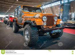 vintage jeep renegade off road jeep wrangler renegade 1994 editorial stock image
