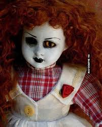 Evil Doll Halloween Costume 8 Scary Dolls Images Scary Dolls Halloween