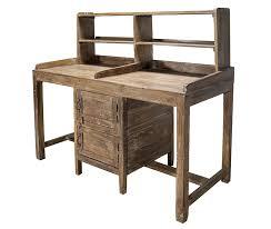 le bureau ancienne ancienne table de bureau pour les courriers pour hôtellerie