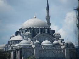 A History Of Ottoman Architecture Architectural Links Between East And West In Early Modern Times