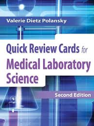 quick review cards for medical laboratory science polansky