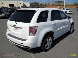 chevrolet equinox white 2008 chevrolet equinox sport awd in summit white photo 4 045664
