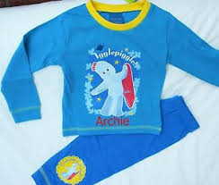 personalised iggle piggle night garden pyjamas age 3 4